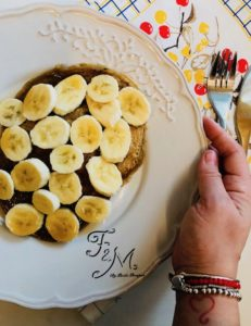 pancake vegani integrali