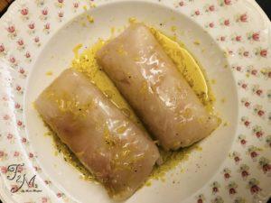 filetti di merluzzo a marinare