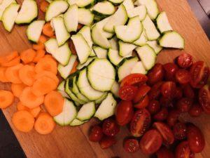 verdure miste