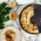 ciambellone vegan senza burro, uova e latte, con semi e mandorle