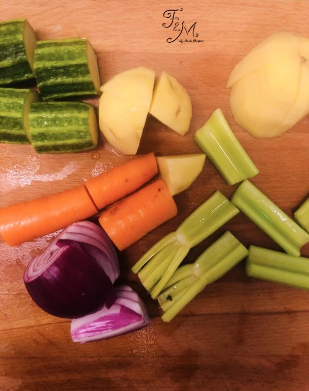come preparare il brodo vegetale per la dieta